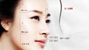 Quy trình nâng mũi Sline
